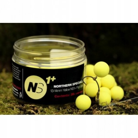 CC Moore kulki NS1+ Pop Ups Yellow 13-14mm 35szt