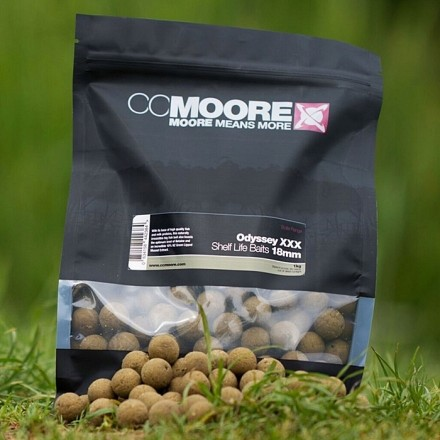 CC MOORE Odyssey XXX Boilies Shelf Life Baits 24mm