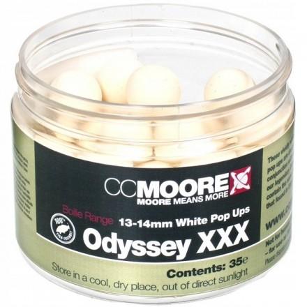 CC MOORE - Odyssey XXX White Pop Ups 13/14mm