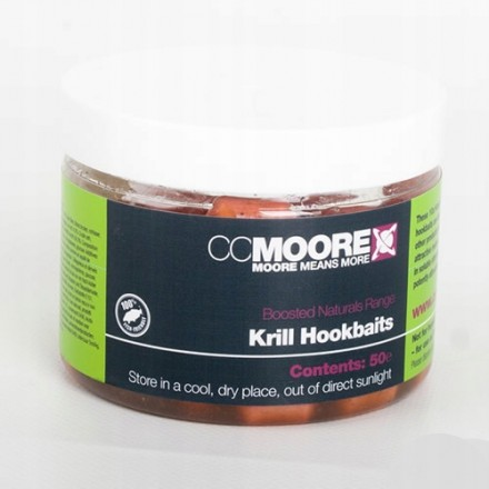 CC MOORE Boosted Krill Hookbaits 10x14mm