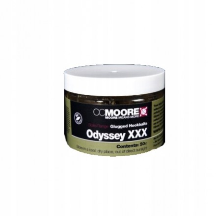 CC MOORE - Odyssey XXX Glugged Hookbaits 10x14mm