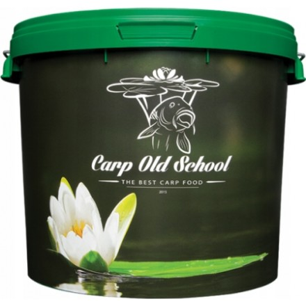 Carp Old School Kukurydza 14kg zapach Naturalny