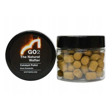 Spotted Fin GO2 Waftersy 8 mm - Catalyst Pellet