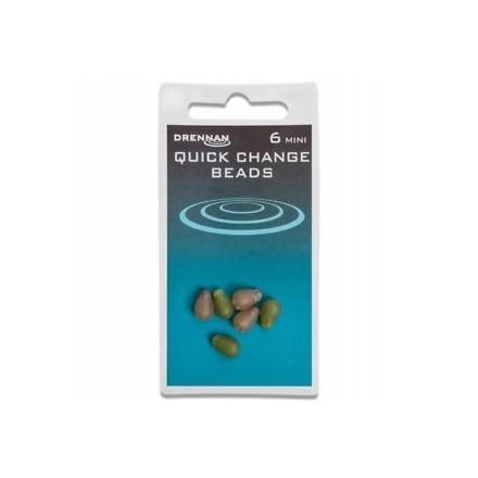 Łączniki Drennan Quick Change Beads Mini 6szt