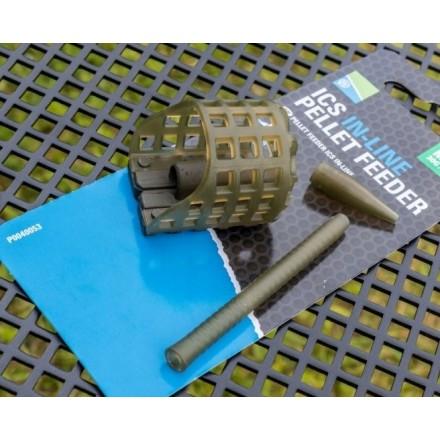 Preston Trzonki ICS In-Line Stem Kit - Long 85mm