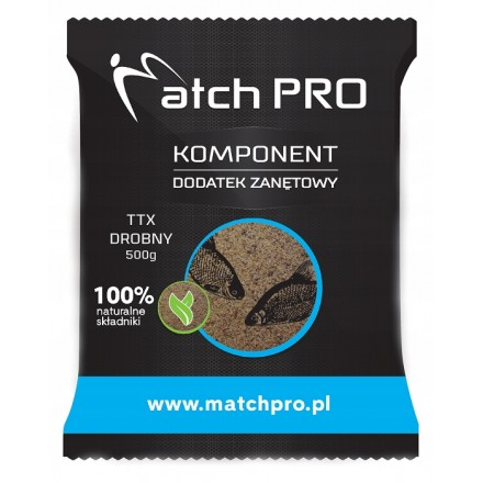 MatchPro Top TTX Drobny Dodatek Zanętowy 500g