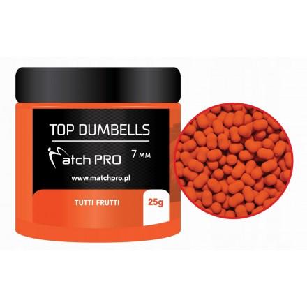 MatchPRO Top Dumbells Tuttu Frutti 7mm 25g