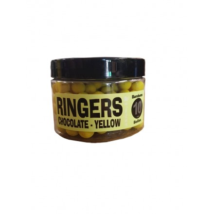 RINGERS kulki Wafters 10mm Chocolate Yellow żółte