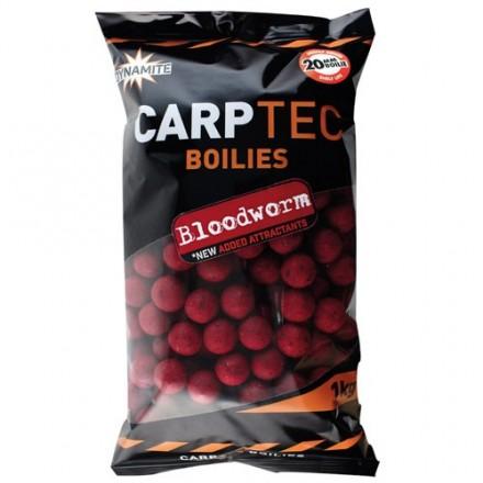 Dynamite Carp Tec Boilies Bloodworm 15mm 1kg