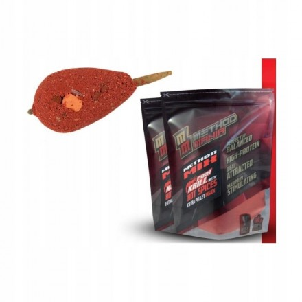MethodMania Method Mix Real Krill with Hot Spices