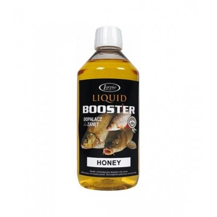 LORPIO dopalacz Booster liquid Miód 500ml