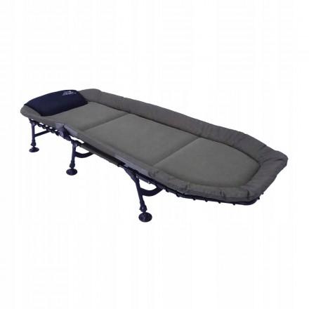 Commander Travel BedChair 6 Legs łóżko-krzesło