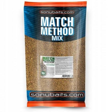 Sonubaits Supercrush - Match Method Mix Dark