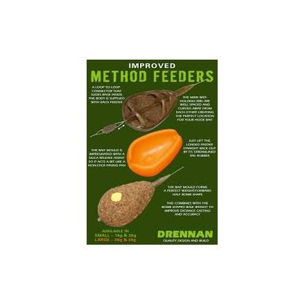Drennan Method Feeder Large koszyczek i foremka 35g