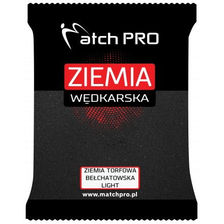 MatchPro Ziemia Torfowa Bełchtowska Light 1,5 kg