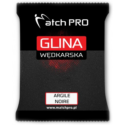 MatchPro Glina Argile Czarna Noire 2kg