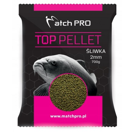 MatchPro Top Pellet Śliwka 2mm 700g