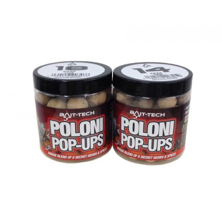 Bait-Tech Poloni Pop-ups 18mm