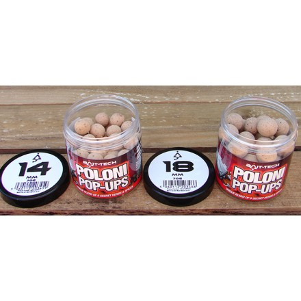Bait-Tech Poloni Pop-ups 14mm