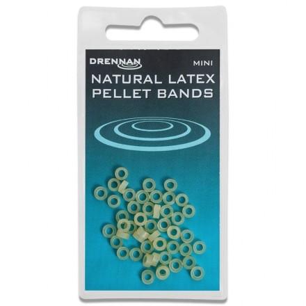 Drennan naturalne latex pellet gumki micro