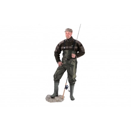 Mikado Spodniobuty na szelkach protektor rozm.42