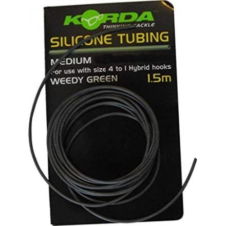 KORDA Silicone Tube 0,5mm rurka silikonowa small
