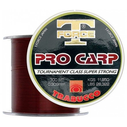 Trabucco ŻYŁKA Pro Carp 0.354mm 300m