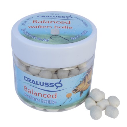 Cralusso Dumbells Balanced 9x11 N-butyric acid 40g