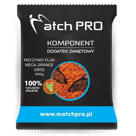 MatchPro Pieczywo TOP FLUO MEGA ORANGE Gros 400g