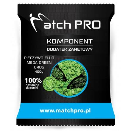 MatchPro Pieczywo TOP FLUO MEGA Green Gros 400g