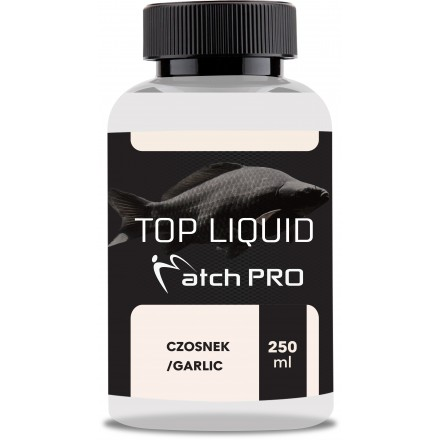MatchPro Top Liquid Garlic Czosnek 250ml