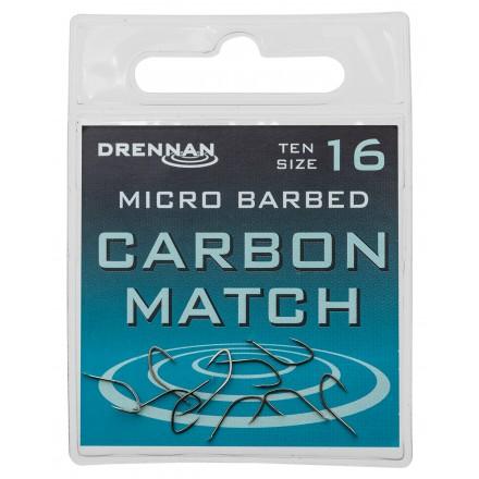 Drennan Haczyki Carbone Match nr 14 10 szt