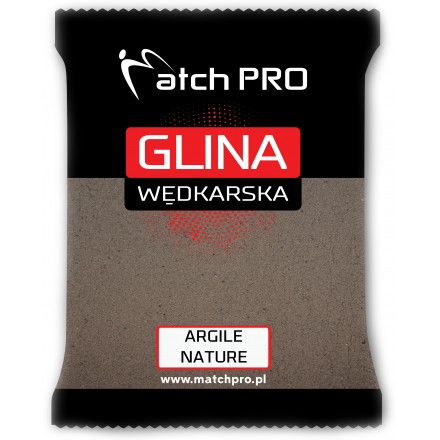 MatchPro Glina Argile Jasna Nature 2kg