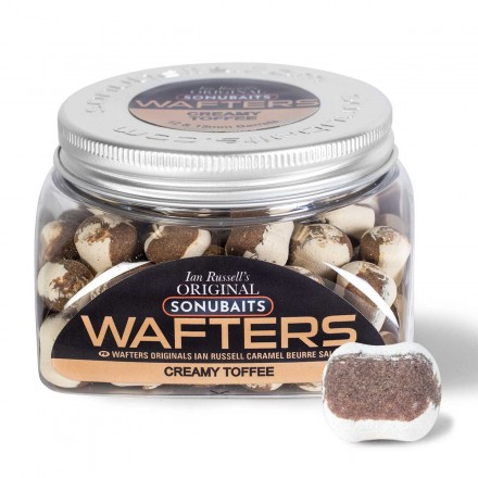 Sonubaits IR Wafters 12&15mm Creamy Toffee