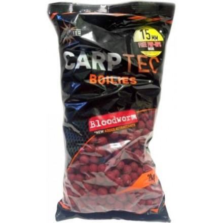 Dynamite Carp Tec Boilies Bloodworm 15mm 2 kg