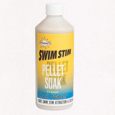 Dynamite Swim stim Pellet Soak Cool Water 500ml