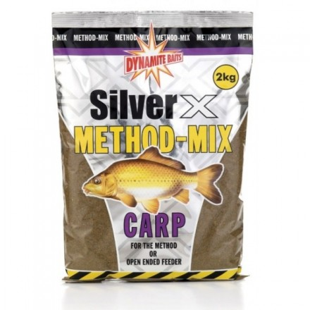 Dynamite Baits Silver X Carp Method-Mix 2kg