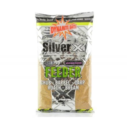 Dynamite Baits Silver X Specimen Feeder 1kg