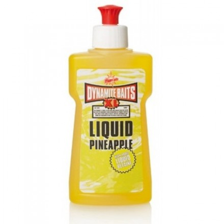 Dynamite Baits Liquid Pineapple Pellet 250ml