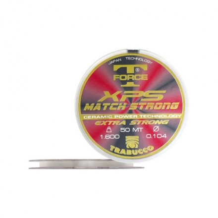 Trabucco ŻYŁKA TForce XPS Match Strong 0.181mm 50m