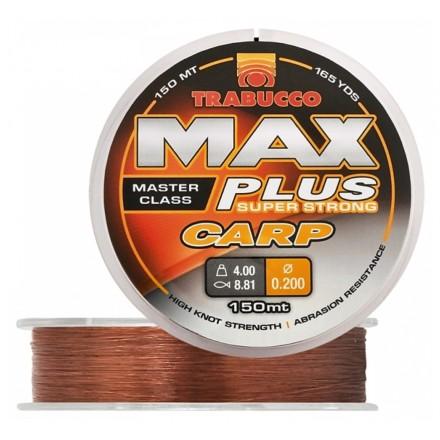 Trabucco ŻYŁKA Max Plus Carp 0.25mm 300m