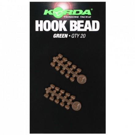KORDA Hook Bead stopery koraliki na haczyk medium