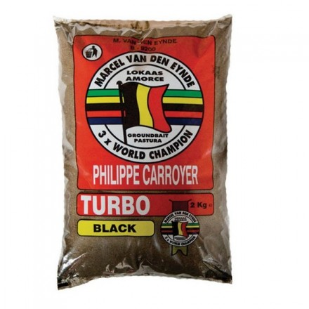 MVDE Marcel Van Den zanęta Turbo BLACK Carroyer 2k
