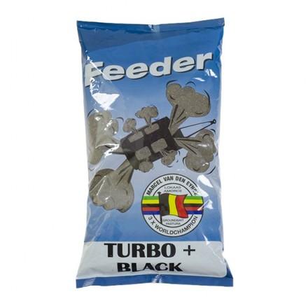 MVDE Marcel Van Den zanęta Feeder Turbo Black 1kg