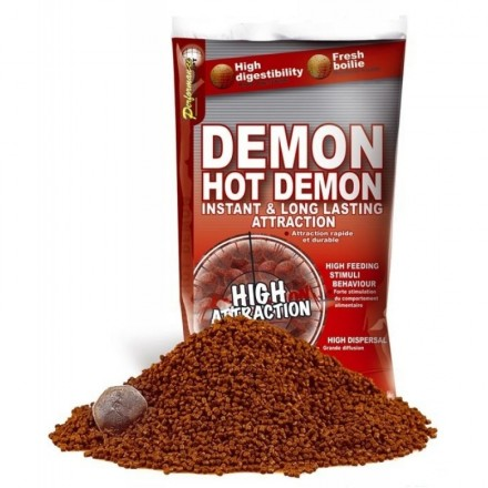 STARBAITS Concept PELLET Hot Demon 6mm 700G