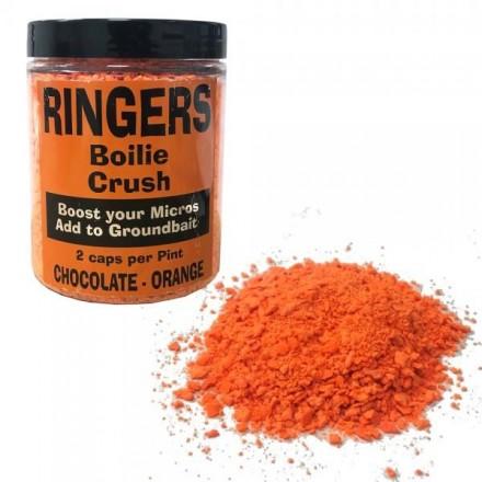 RINGERS Boilie Crush Orange Chocolate