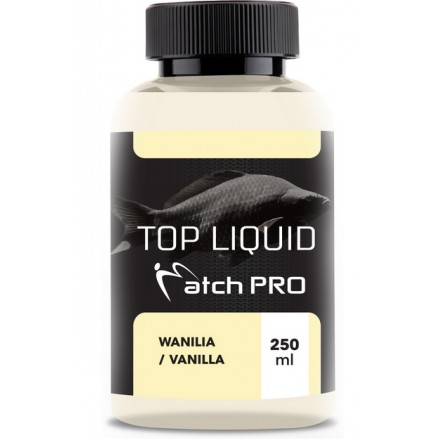 MatchPro Top Liquid Vanille Wanilia 250ml