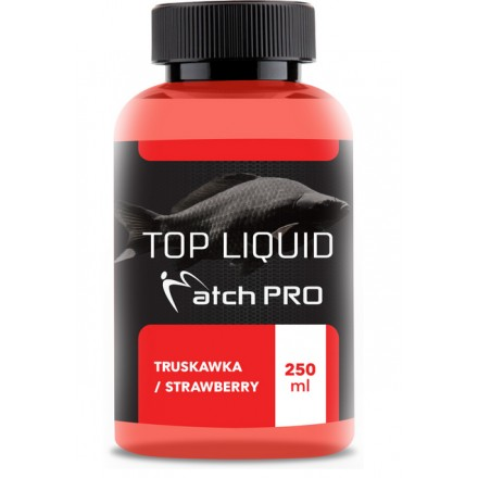 MatchPro Top Liquid Strawberry Truskawka 250ml
