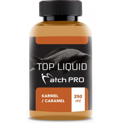 MatchPro Top Liquid Caramel Karmel 250ml