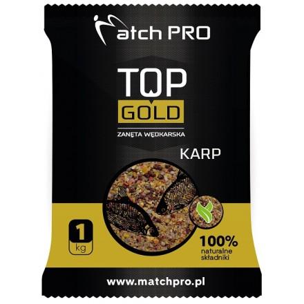 MatchPro Top Gold Karp Zanęta 1kg